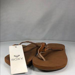 [168] Roxy Flip-Flop Sandals Women's Shoes 7 M